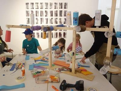 Children's Museum of the Arts מוזיאון האמנות לילדים