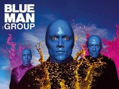 Blue Man Group – בלו מן גרופ