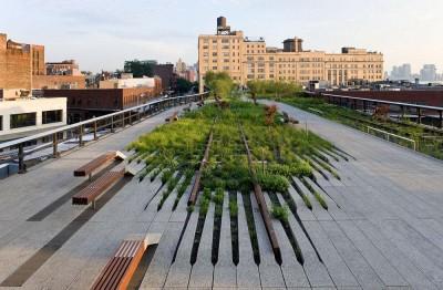 The High Line – פארק ההיי ליין, ניו יורק