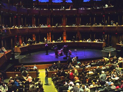 Jazz at Lincoln Center – The Allen Room