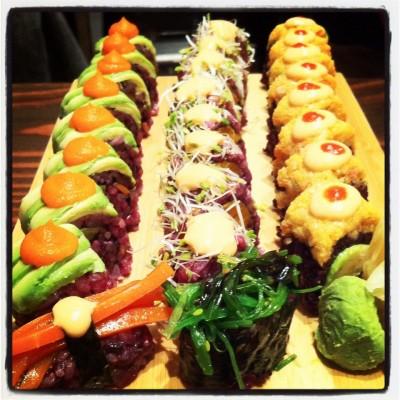 Beyond Sushi