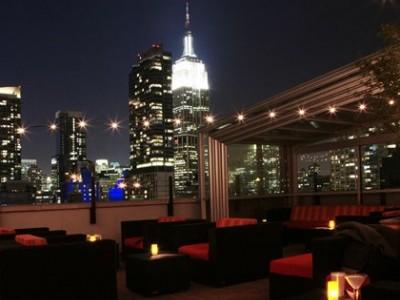 Rare Bar and Grill – Chelsea – מסעדה ורופטופ בר