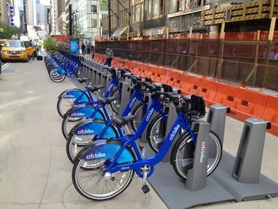 CitiBike – השכרת אופניים בניו יורק