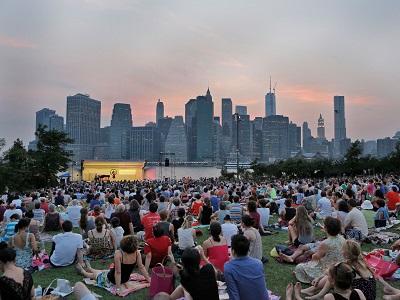 SummerStage – מופעי קיץ בפארקים