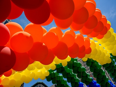 Gay Pride Parade – מצעד הגאווה בניו יורק