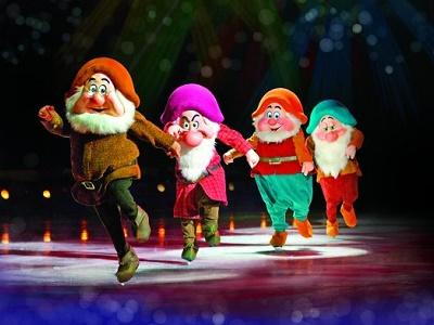 Disney On Ice הופעה של דיסני על הקרח
