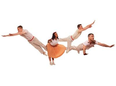 ריקוד מודרני של Paul Taylor