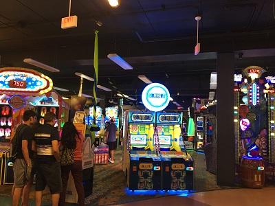 Arcade מכונות משחק