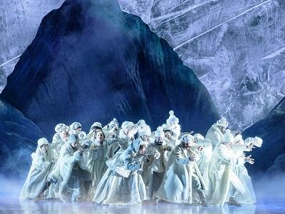 Frozen לשבור את הקרח