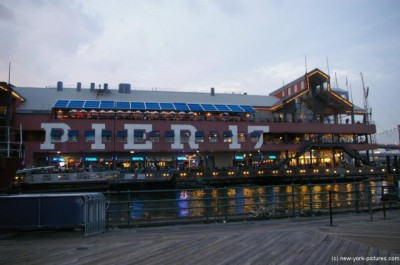 Shopping South Street Seaport & Pier 17