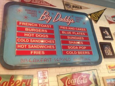 Big Daddys Diner