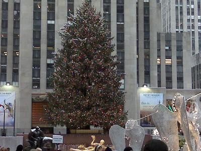 עץ חג המולד ברוקפלר