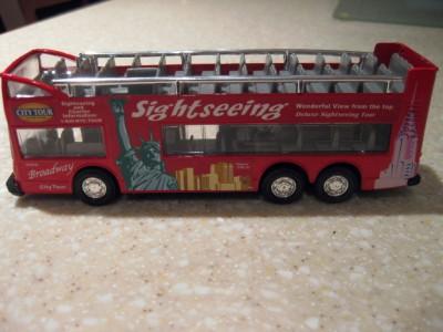אוטובוס תיירים בניו יורק