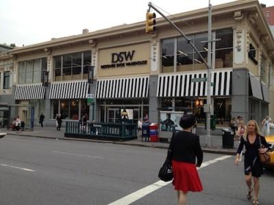 DSW 34 Street