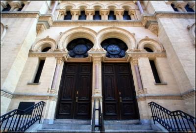Eldridge Museum – בית כנסת