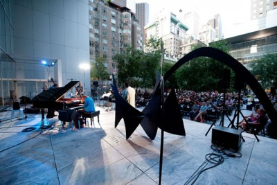 MOMA Summer Contemporary Classical Music Garden