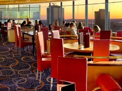 The View – מסעדה מסתובבת בניו יורק