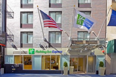 Holiday Inn Express WallStreet