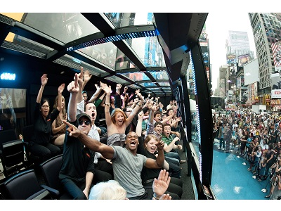 סיור אוטובוס עם שחקנים