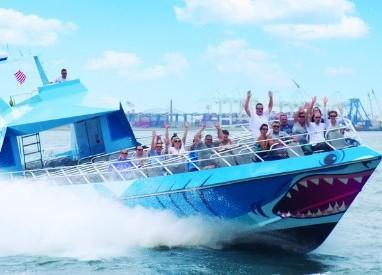 Shark, Beast – סירות מרוץ כריש ומפלצת