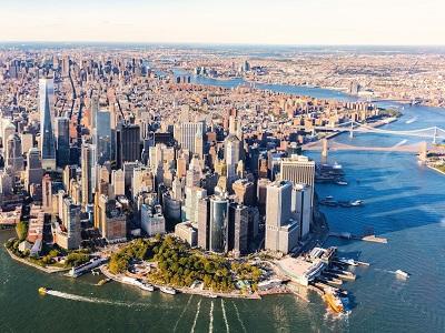 טיסה במסוק בניו יורק