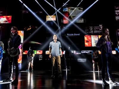 Dear Evan Hansen אוון הנסן היקר