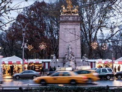 Columbus Circle Holiday Market