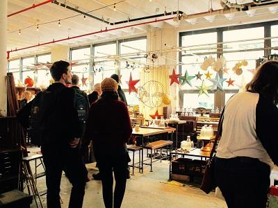 Winter Flea + Holiday Market