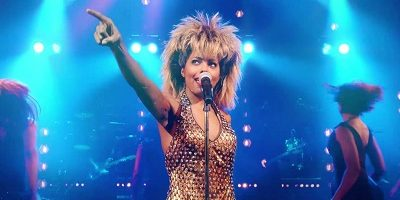 Tina Turner on Broadway