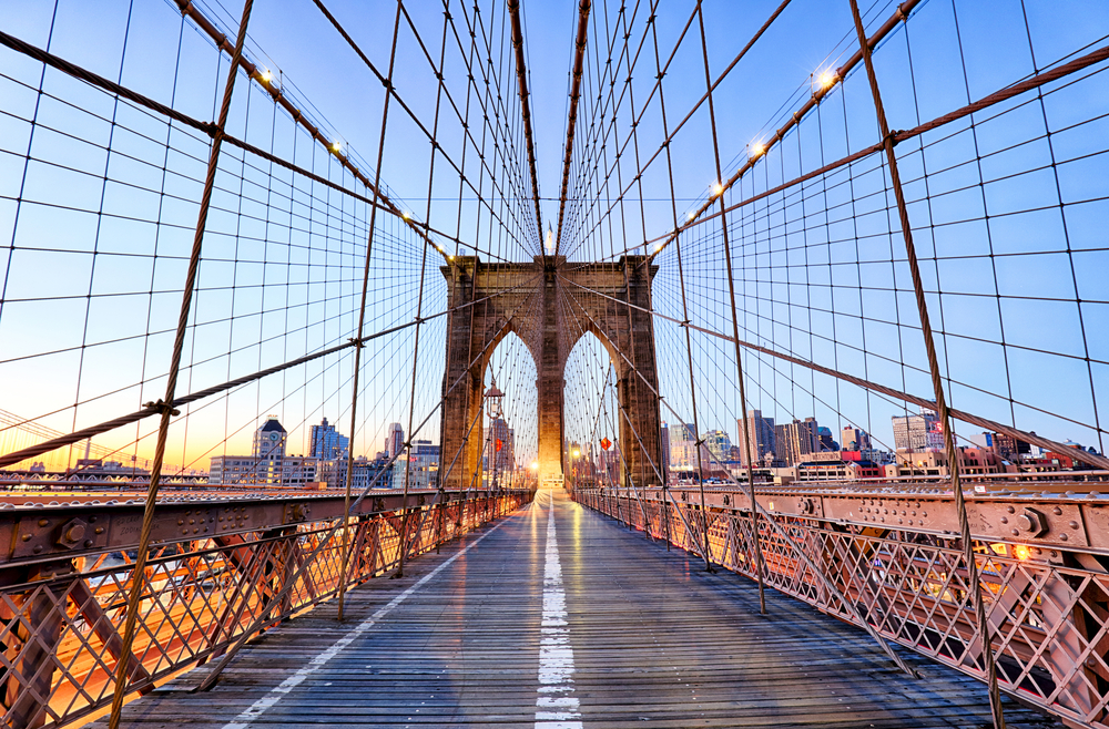 גשר ברוקלין, 911, דאמבו